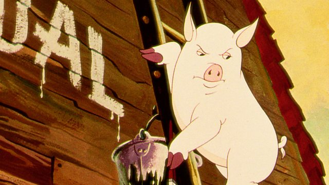 squealer s role in animal farm essay Propaganda within animal farm essays propaganda is they were the real brains behind animal farm's on the farm, squealer was the most.