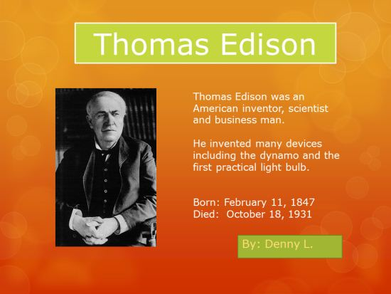 the interesting life of thomas alva edison and his many great inventions