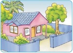 980 Gambar Lingkungan Rumah Bersih Kartun Hd Gambar Rumah
