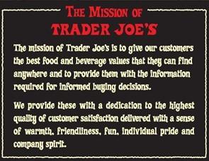 trader joes company swot analysis & company profile