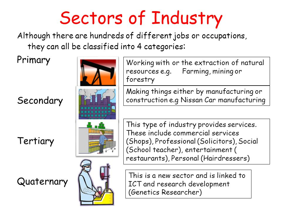 Natural Resources Sector Definition