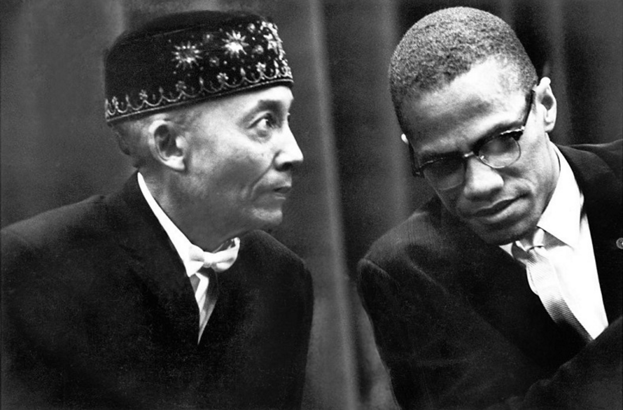 malcom x and the nation of In 1952, malcolm x joined the harlem-based nation of islam--the black muslims--and became the protégé of its leader, elijah muhammad thanks largely to malcolm x's skill as a militant and mesmerizing speaker, the nation of islam grew from 400 to at least 10,000 registered members.