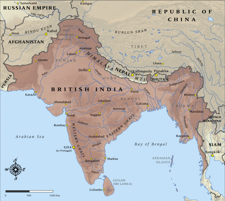 an analysis of the british india during the 19th and 20th century European imperialism in africa - imperialism by the late 19th and early 20th century, europe by the british, during british imperialism in india and.