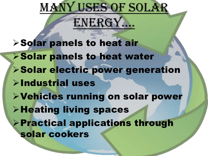 Uses Of Solar Power All Products Are Discounted Cheaper Than Retail Price Free Delivery Returns Off 74