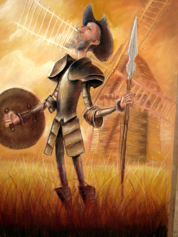 Trabajo Del Quijote By Jawhar Nouissi2c On Emaze