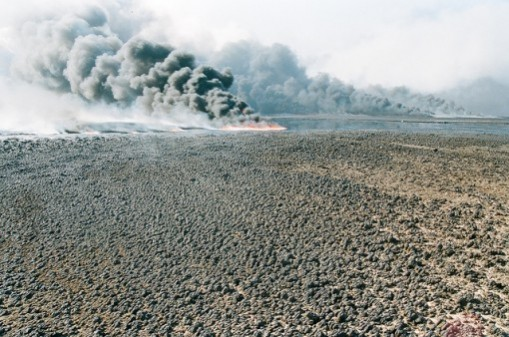 deadly on emaze polluted lands
