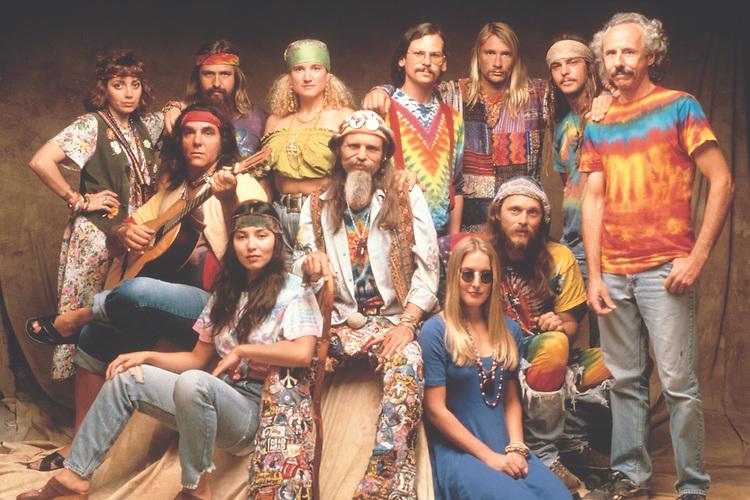 hippier i dag