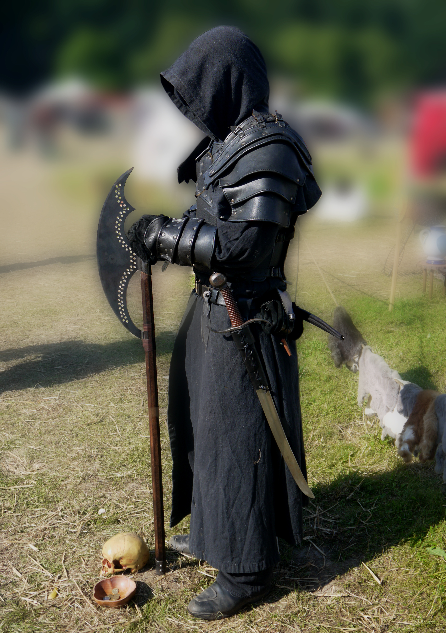 Image Gallery medieval executioner