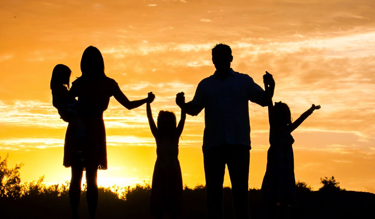 Familia with la familia y su