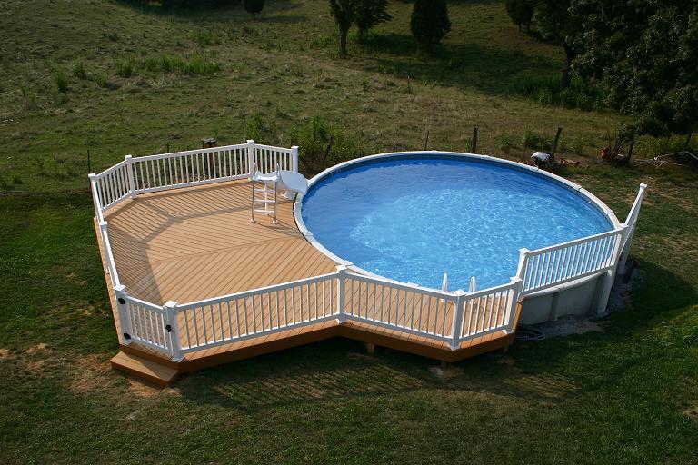 Swimming pool bottom Hard