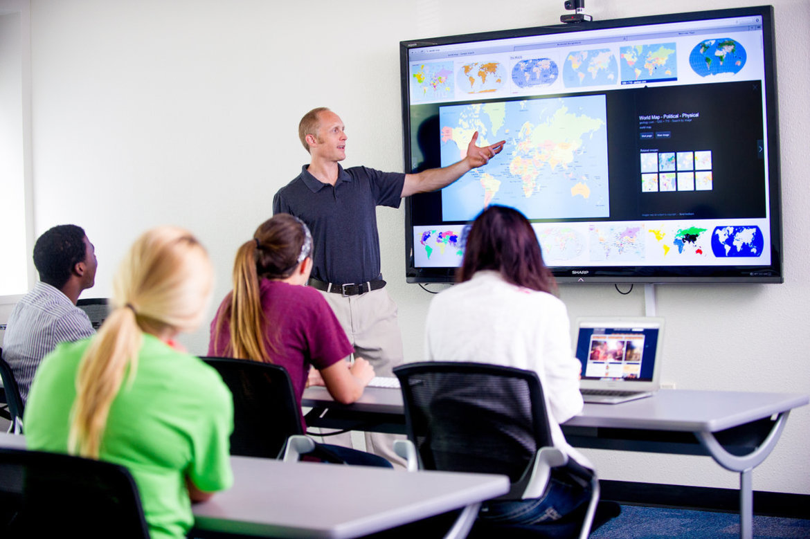 Technology in Education on emaze