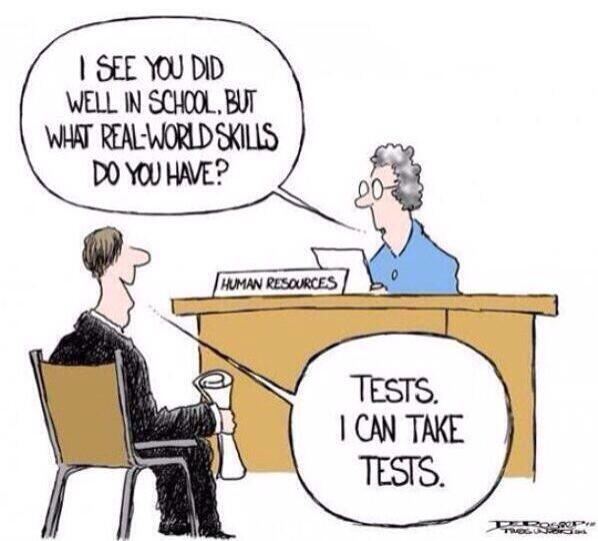 Image result for standardized testing