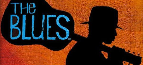 Blues music presentation on emaze