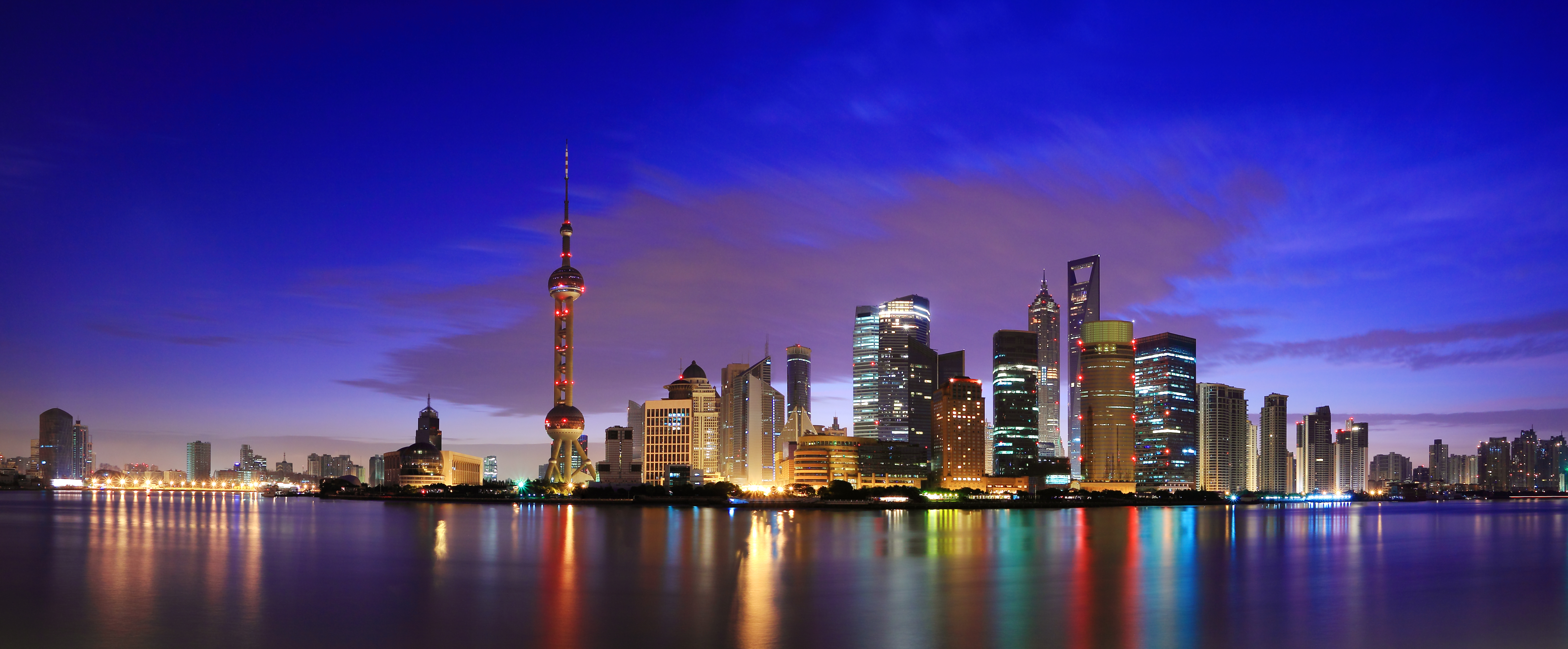 shanghai skyline wallpapers pictures - photo #22