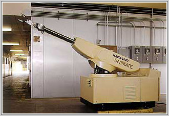 Resultado de imagen de primer robot unimate