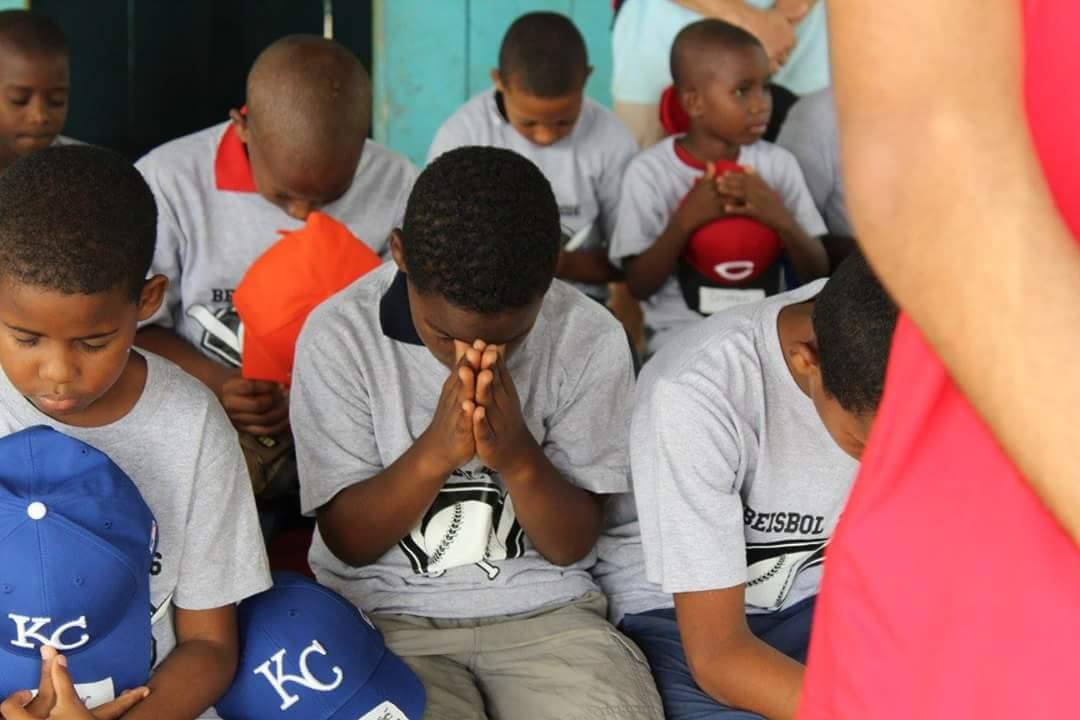 Dominican Republic Baseball Clinic