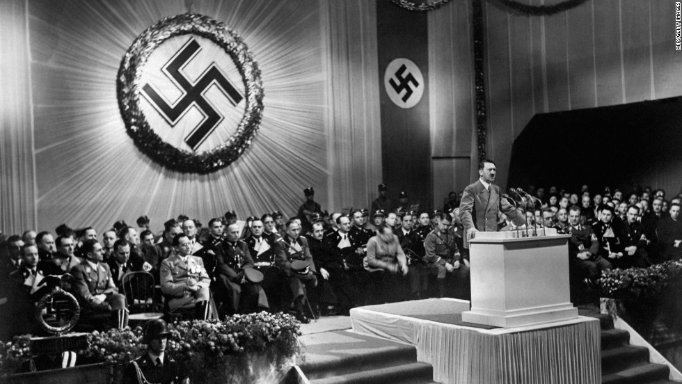 hitler violated human rights in 1939