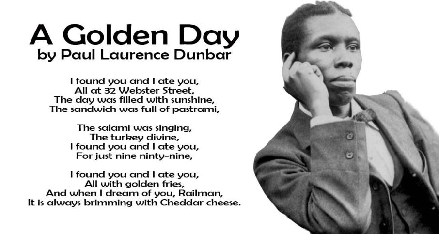 sympathy by paul laurence dunbar