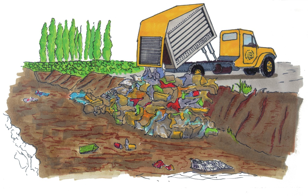 Related keywords suggestions for land pollution cartoon for Soil video for kids