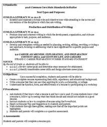 School Counseling Portfolio On Emaze - School counselor lesson plan template