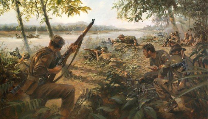 the use of guerrila warfare in past wars and battles Guerrilla warfare by ernesto che guevara beginning, development, and end of a guerrilla war battles, combats.