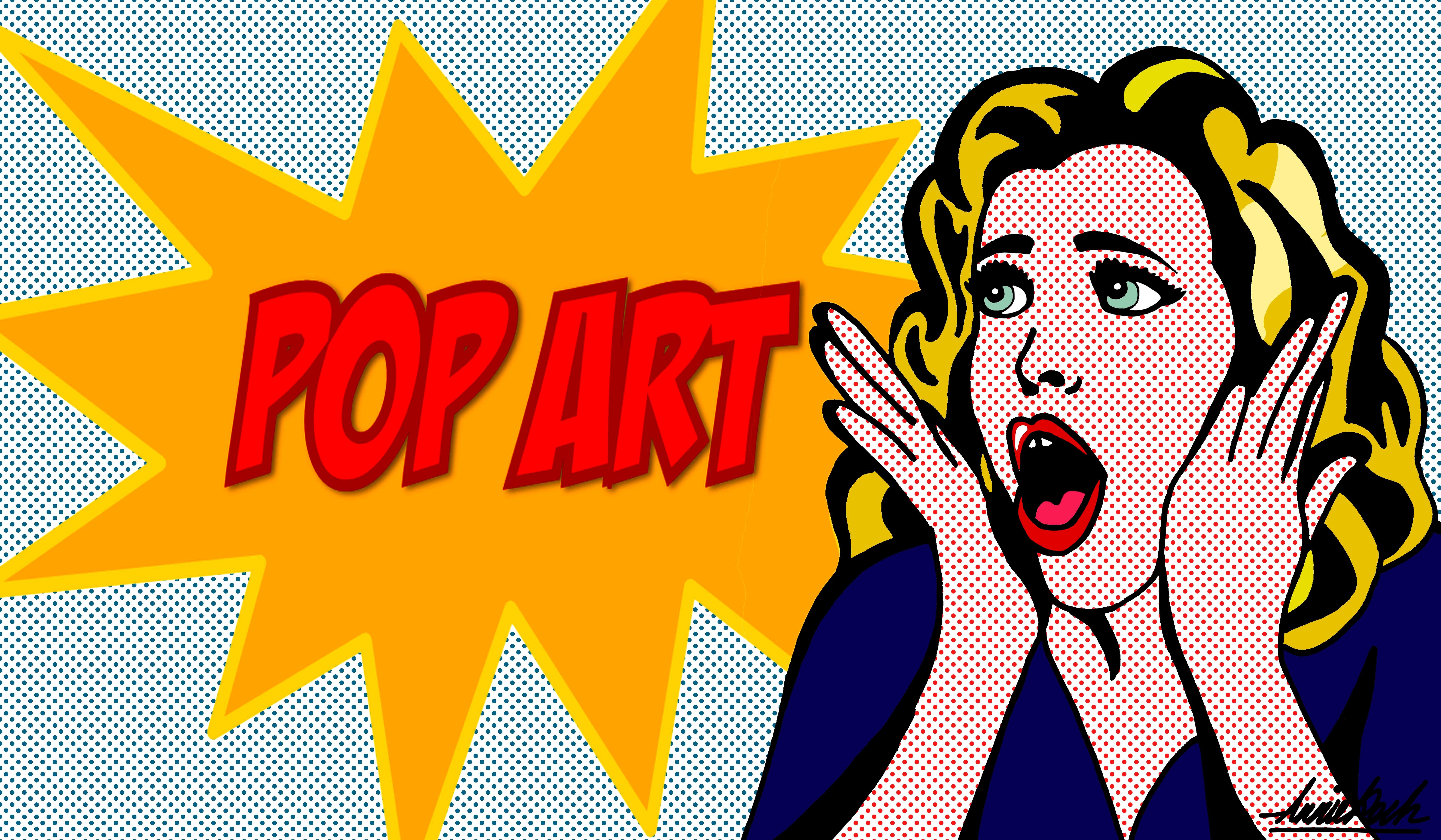 Pop Art on emaze