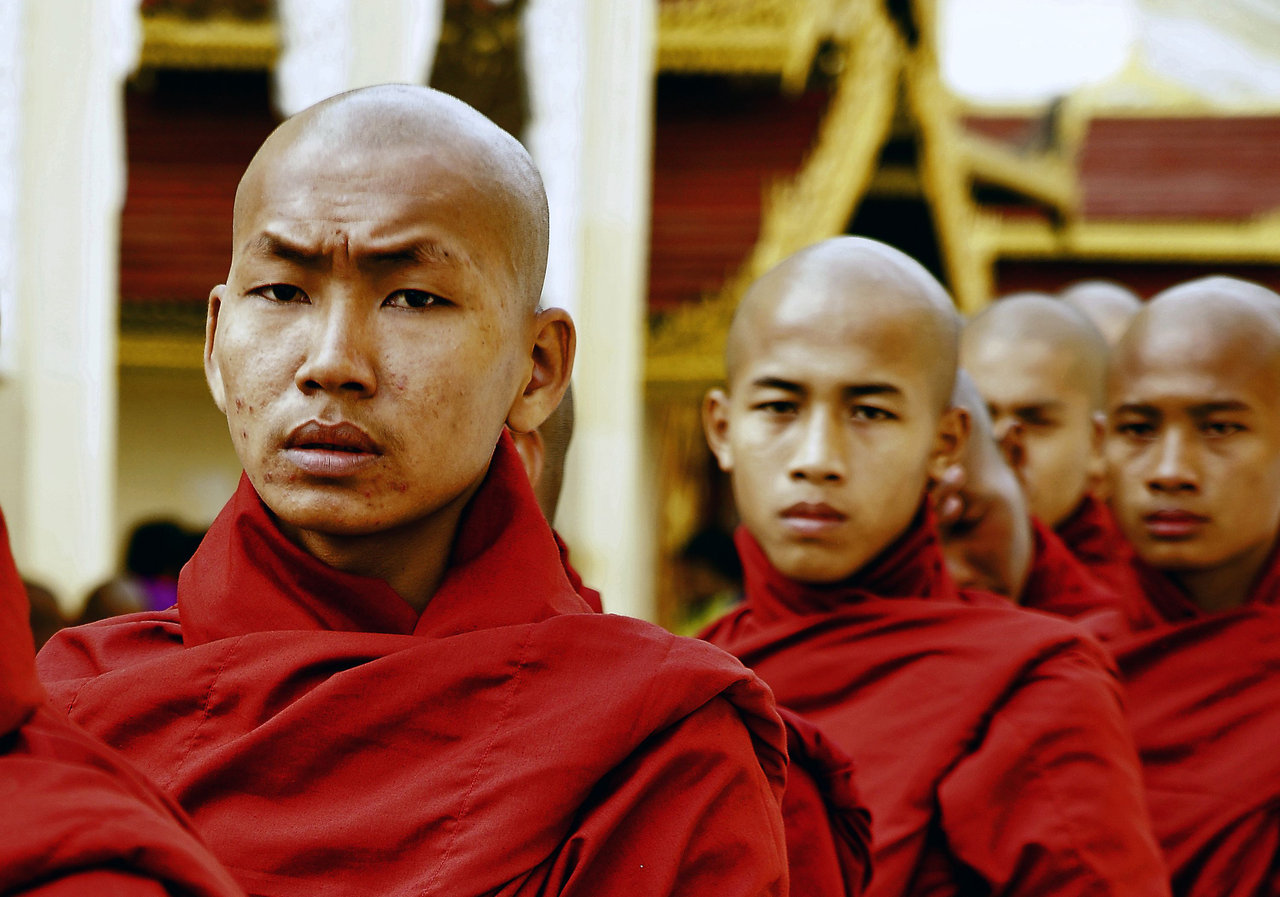 ambler buddhist single women That's how we ended up with theravada and mahayana and vajrayana buddhism from a single teacher, and within each vehicle of buddhism all the different sects and schools thereof that's how we ended up with catholic and orthodox and protestant christianities, and all their own sects and denominations.