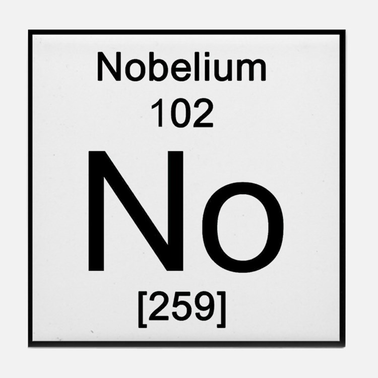Symbol For Nobelium Image Collections Meaning Of This Symbol