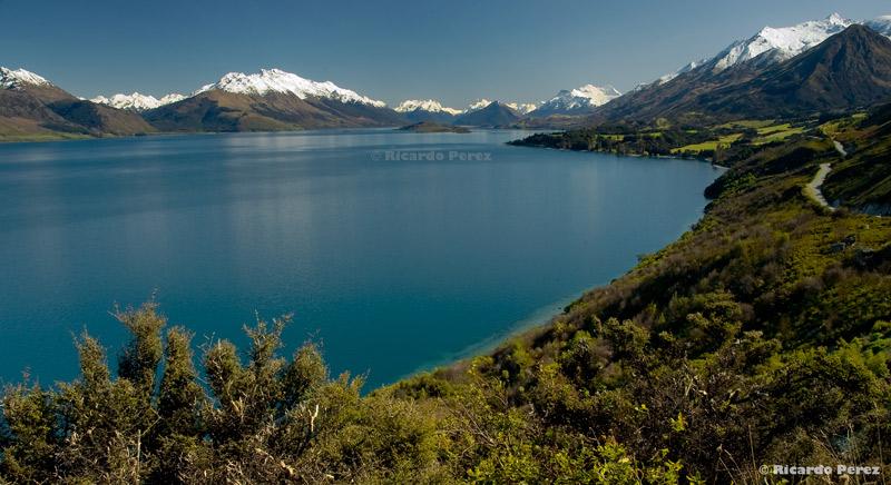 Resultado de imagem para lago wakatipu