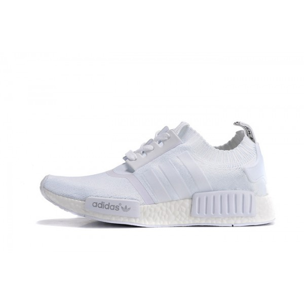 finest selection a929a 67e99 best adidas originals nmd runner all white 28329 2dca9
