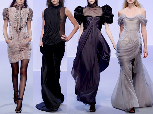 Presentation name on emaze for How to become a haute couture designer