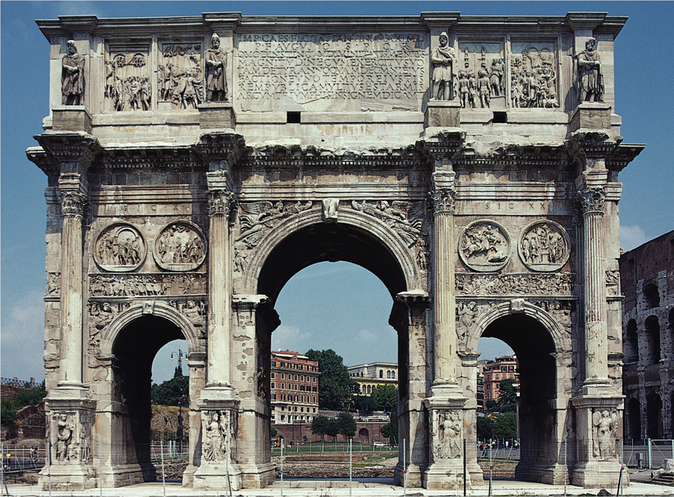 Art And Architecture Of Ancient Rome   Famous Roman Architecture