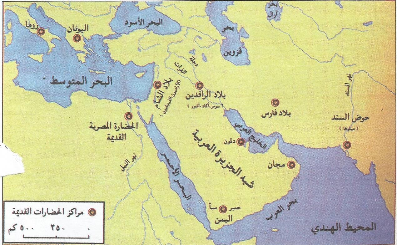 الازد من اليمن