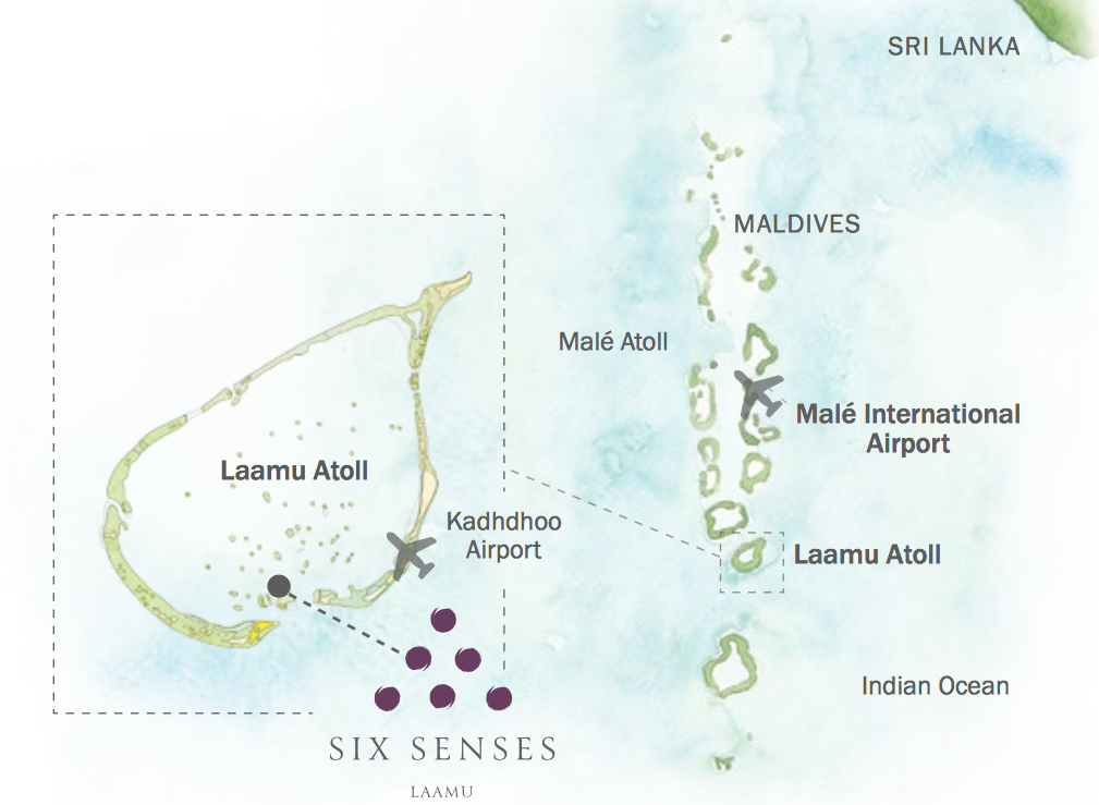Six senses on emaze