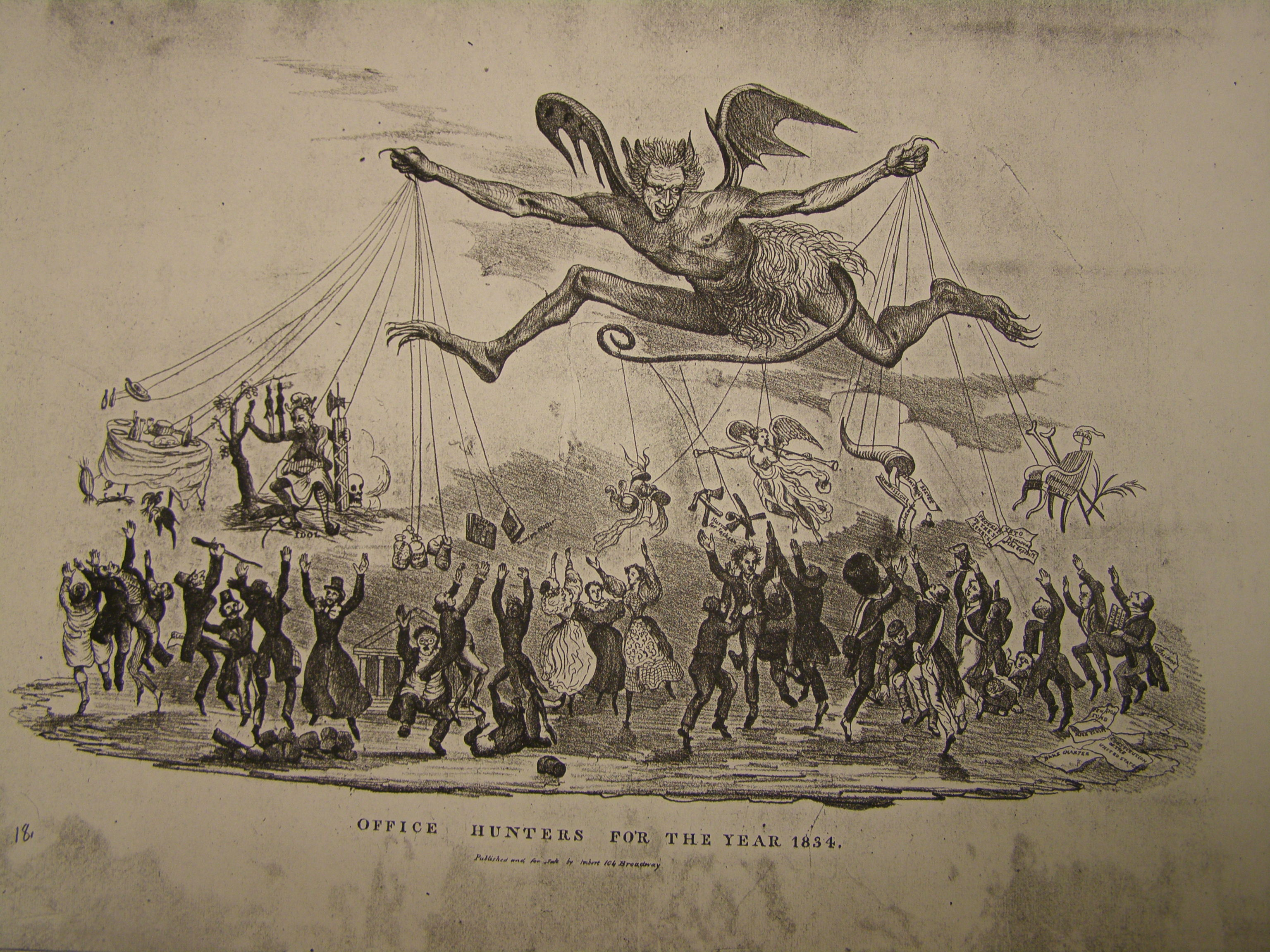 analyzing andrew jacksons policies and presidency I t was one of the foulest presidential campaigns in american history the race for the white house in 1828 pitted incumbent john quincy adams against andrew jackson, hero of the battle of new orleans this was the second time that jackson and adams had faced one another for the presidency.
