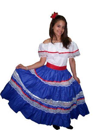 Puerto Rican Dress Style