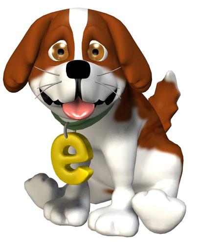 Картинки собачки анимации
