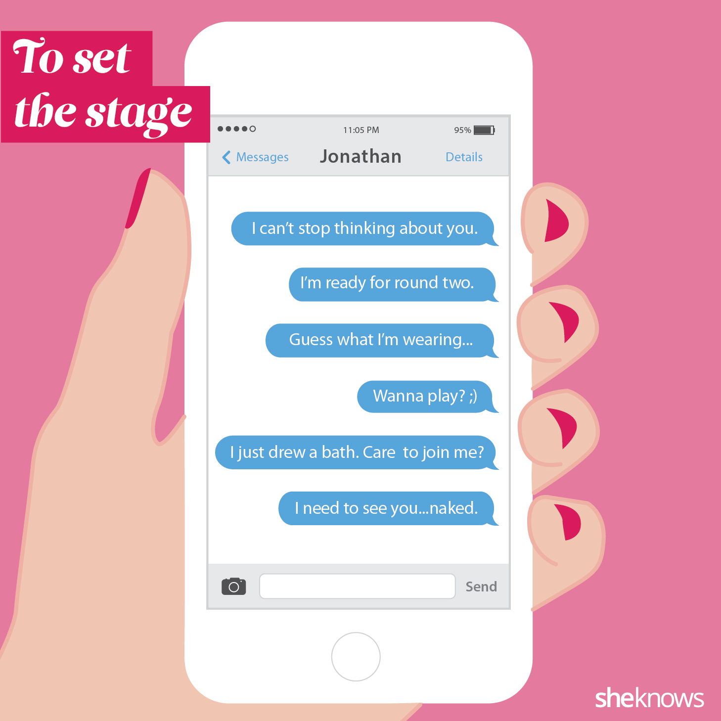 sexting messages to send to a guy