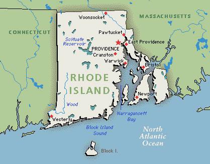Rhode Island on emaze