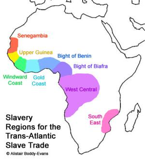 The African Slave Trade on emaze