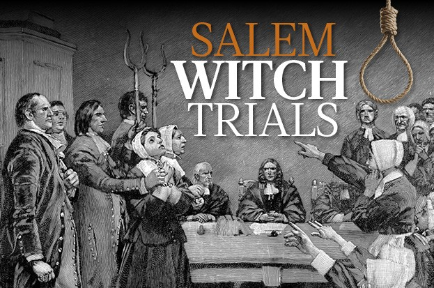 Salem Witch Trials on emaze