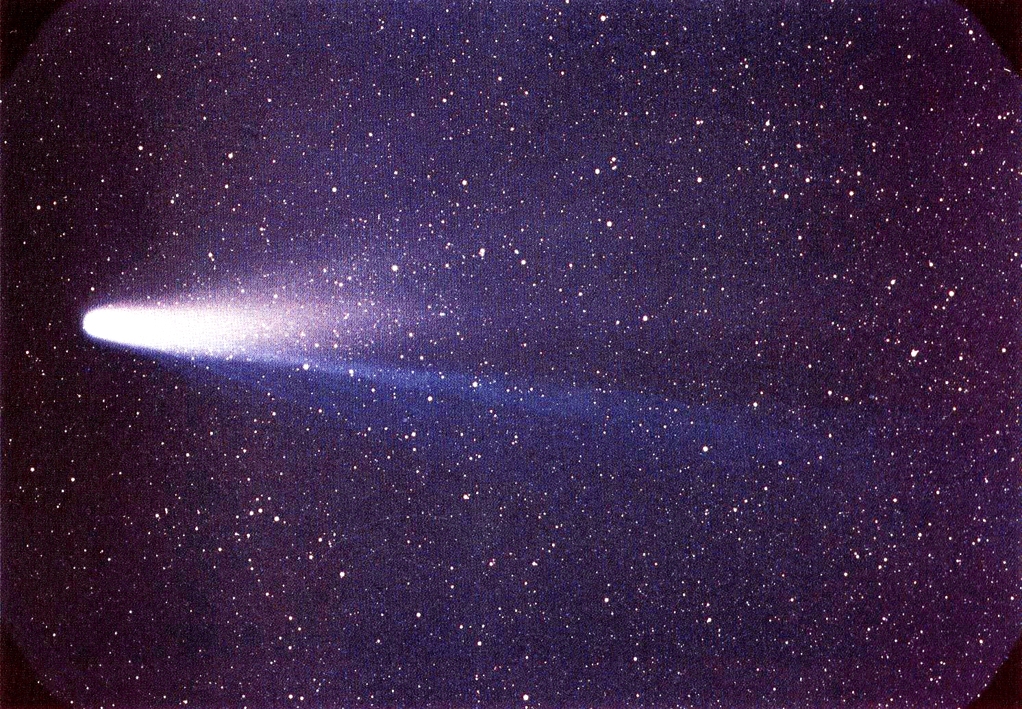earth going through comet tail when for 2018 - HD 1200×833