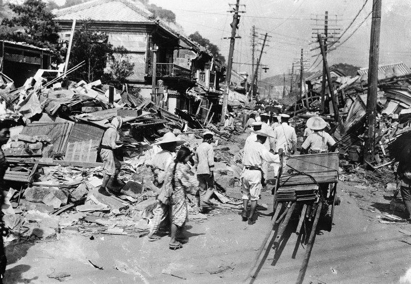 Bencana Alam Paling Mematikan Di Dunia tangshan earthquake