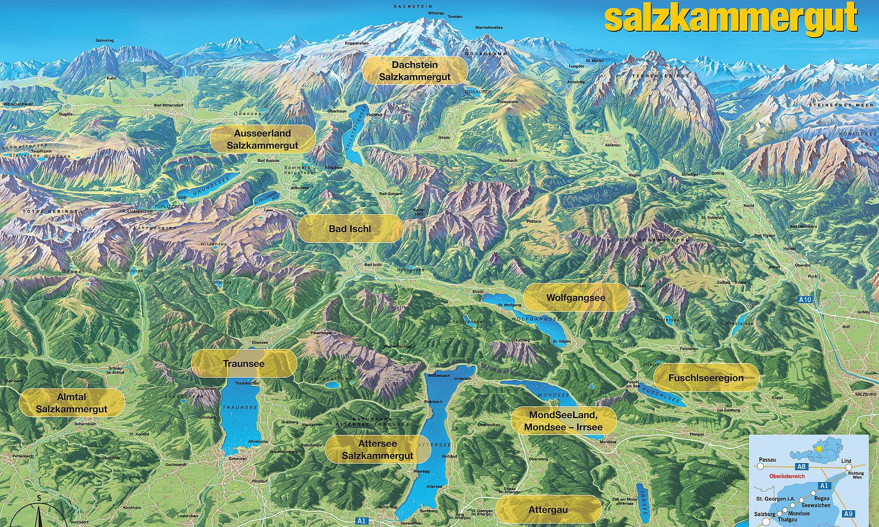 Salzkammergut Karte.Salzkammergut International Strategy By Michi Pm 88 On Emaze