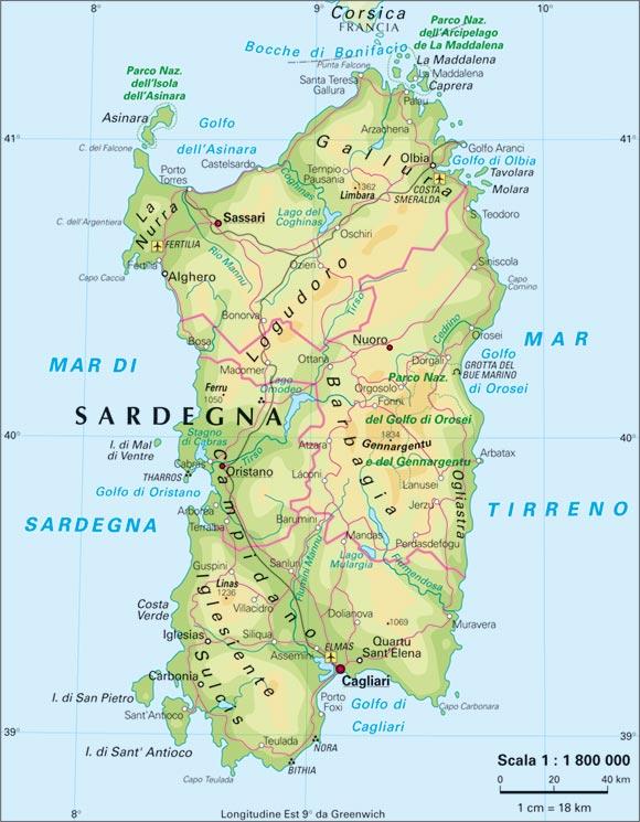 Castelsardo Cartina Sardegna.Sardegna By Ferden217 On Emaze