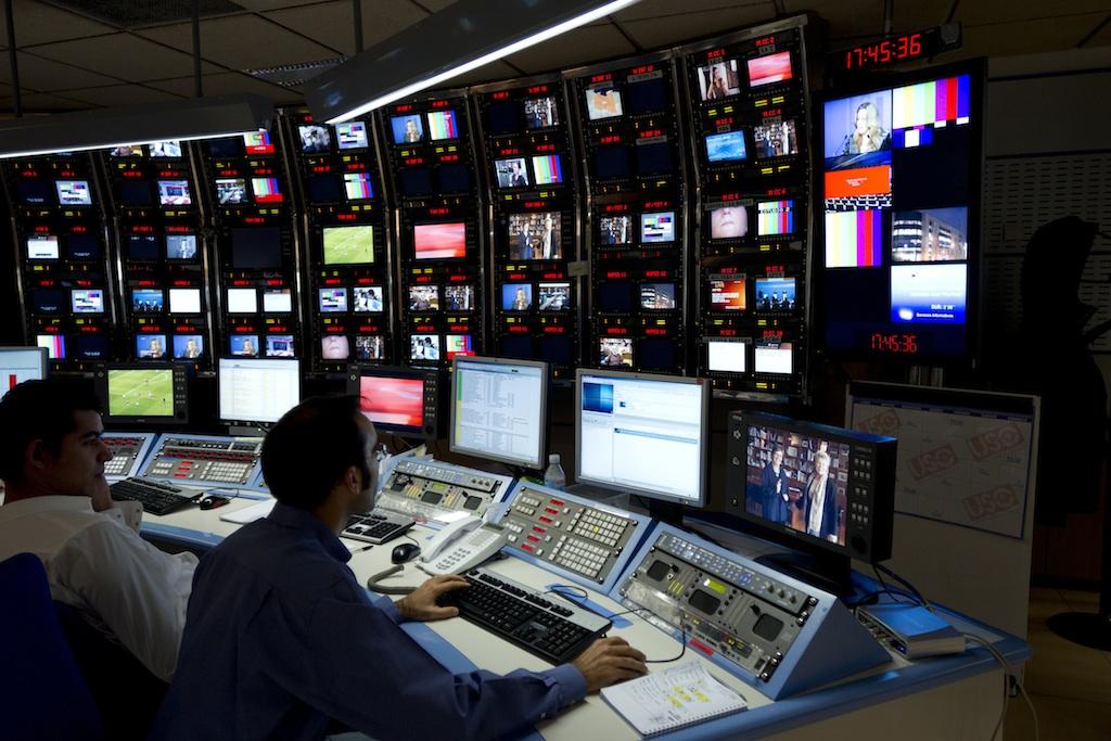Resultado de imagen para produccion televisiva