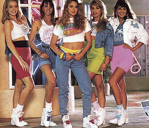 Grupos de chicas de los 90