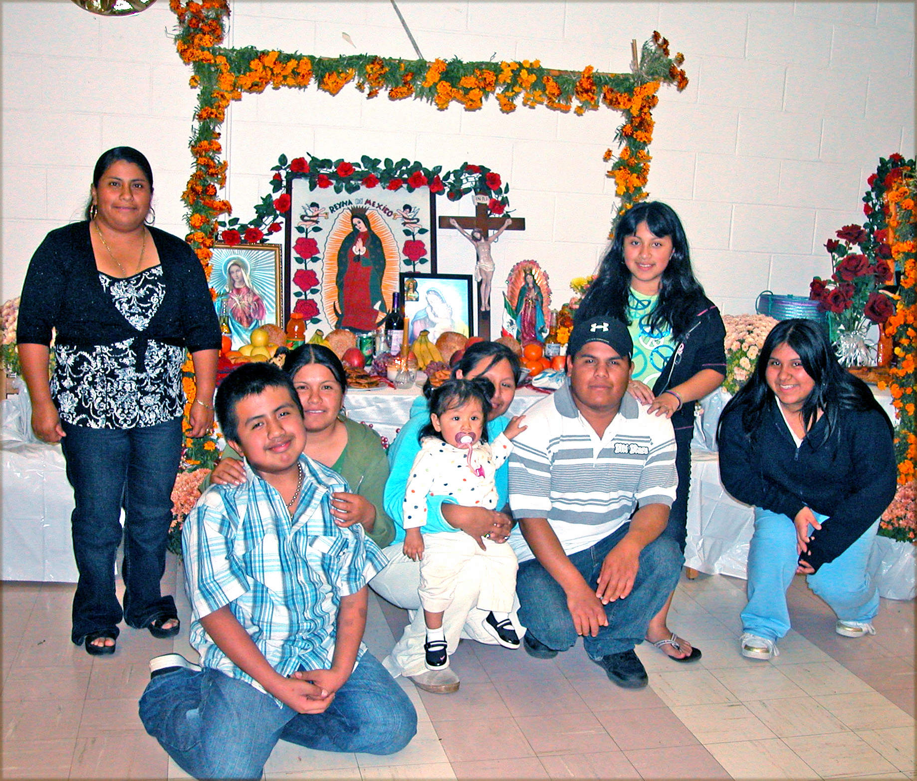 Religion Plays An Important Role In Binding The Entire Family Together