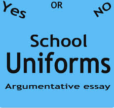 no school uniforms essay