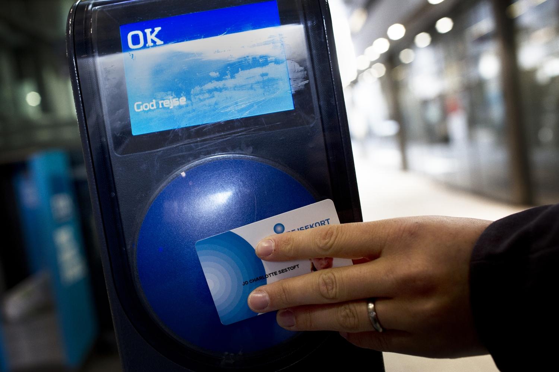 rejsekort betaling